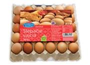 Vajcia slepačie čerstvé M 30 ks 1 bal.