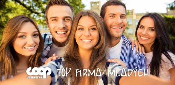 Top firma mladých 2018