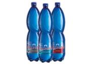 Magnesia minerálna voda 3 druhy 1,5 l