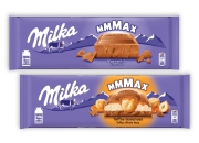 Milka - Alpine Milk 270 g, Toffee Whole Nuts 300 g
