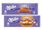Milka - Alpine Milk 270 g, Toffee Whole Nuts 300 g