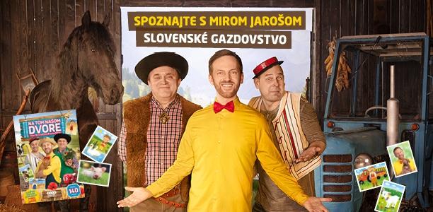 Album s Mirom Jarošom