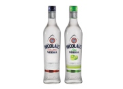 Nicolaus Vodka Extra 38% 2 druhy 0,7 l