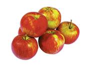 Jablká cervené 1 kg
