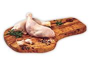 Kuracie stehná chladené 1 kg