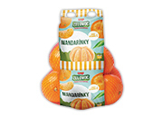 Zelovoc Mandarínky 1 kg
