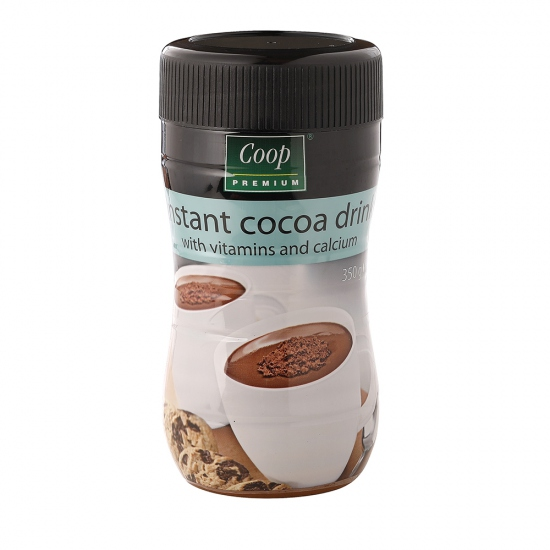 Instant cocoa drink 350g