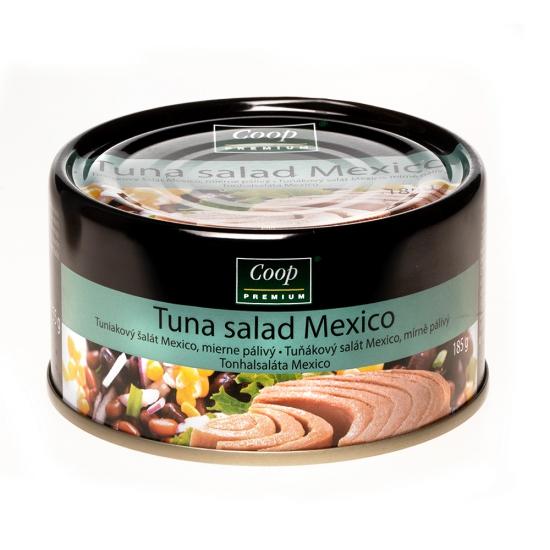 Šalát tuniakový Mexico 185g