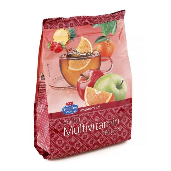 Čaj instantný multivitamín 350g