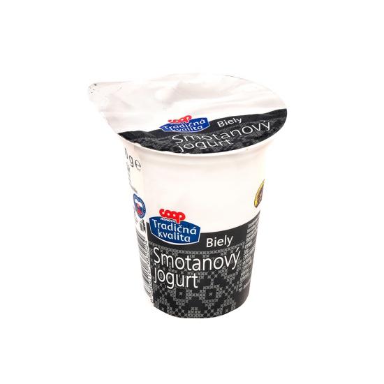 Smotanový jogurt biely 150g