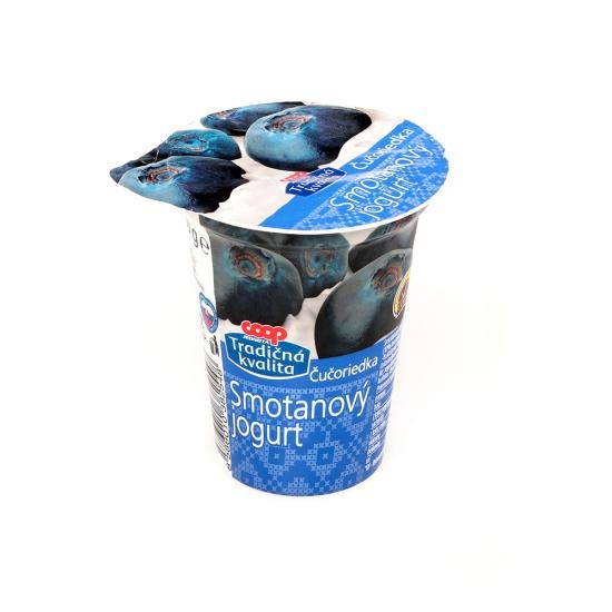 Smot. jogurt čučoriedka 150g