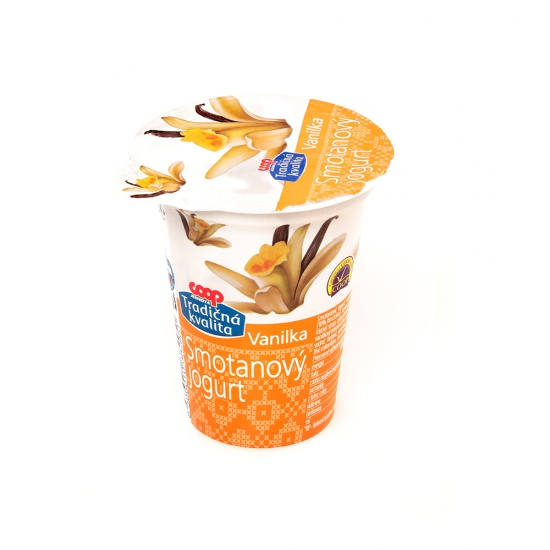 Smotanový jogurt vanilka 150g