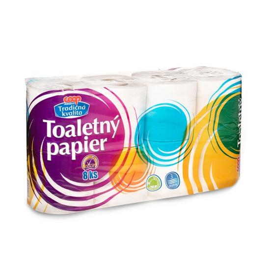 Toaletný papier 8x150