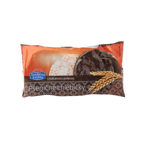 Chlebíčky pšeničné s kak.polevou 60g