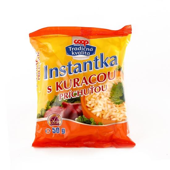 Instatntná polievka kuracia 50g