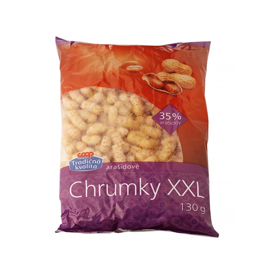 Chrumky arašidové XXL 130g