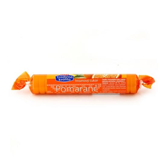 Cukor hroznový pomaranč 39g