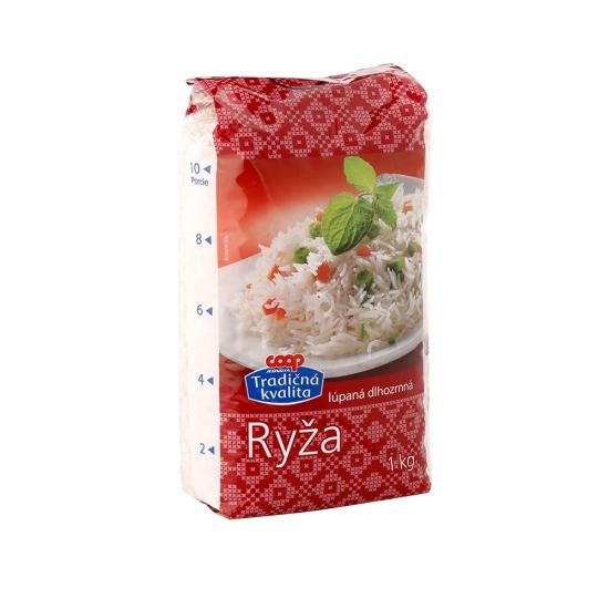 Ryža dlhozrnná 1kg