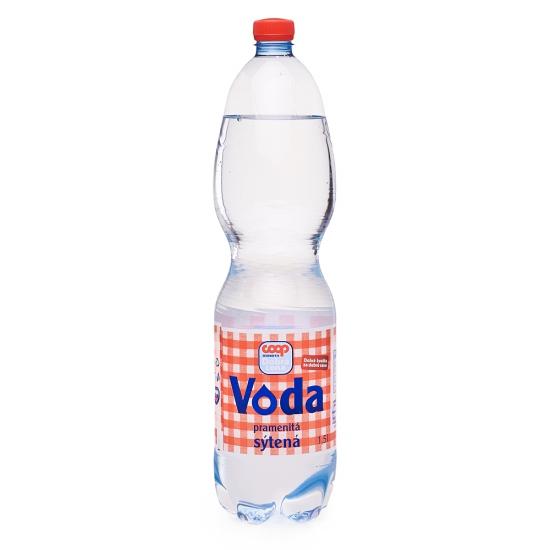 Voda pramenitá 1,5L