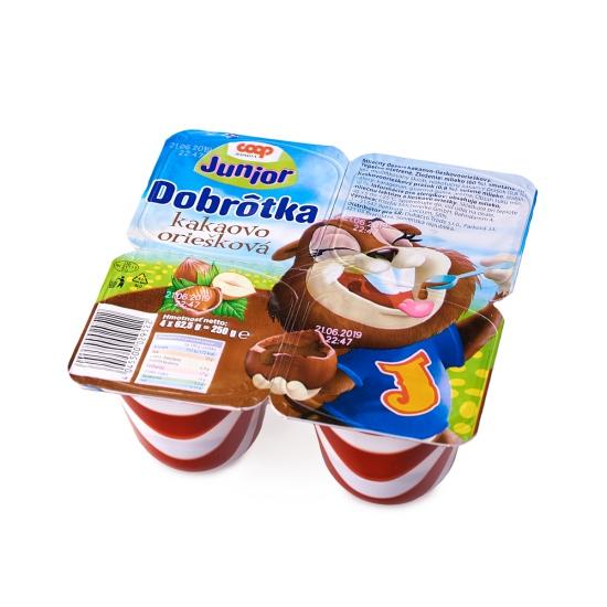 Dobrôtka mliečny dezert