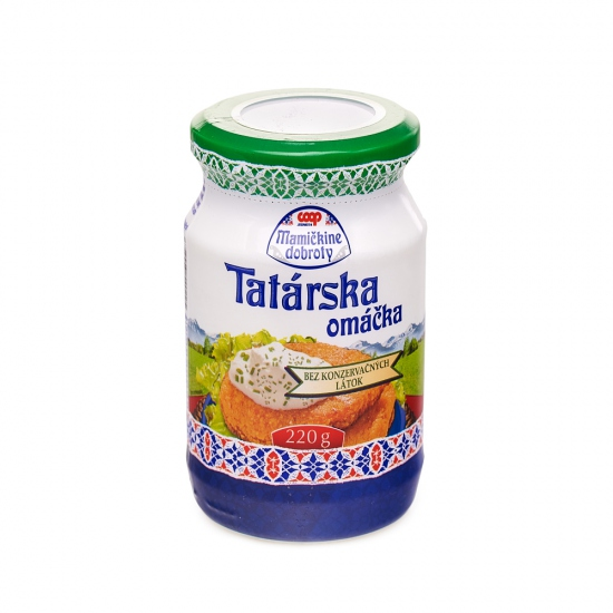 Tatárska omáčka 220g