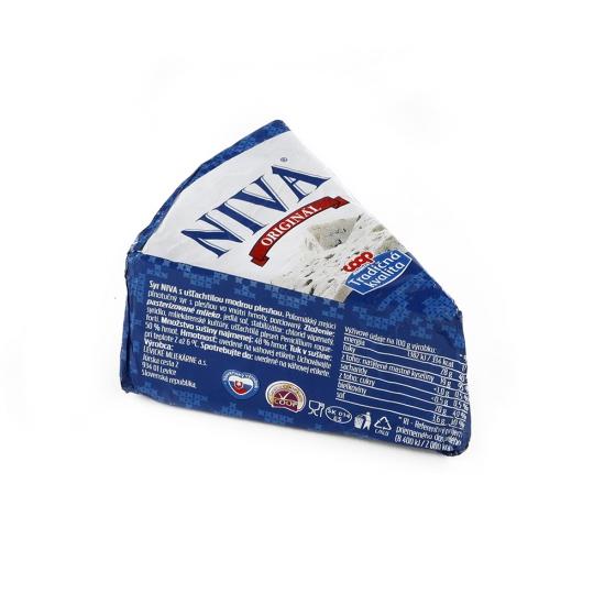 Plesňový syr s modrou plesňou