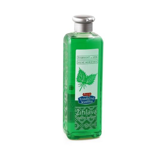 Šampón vlasový žihľava 500ml