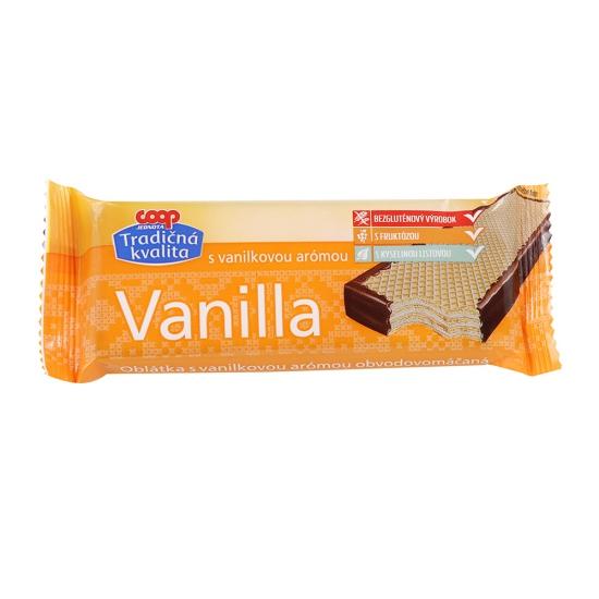 Vanilla oblátka vanilková 35g