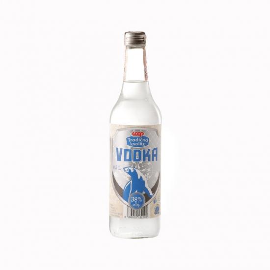 Vodka 38%  0,5l