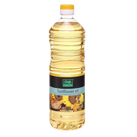 Slnečnicový olej