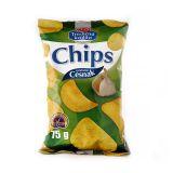 Chipsy cesnak 75g