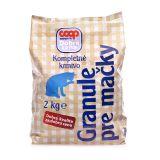 Granule pre mačky 2kg